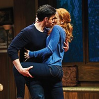 <i>Sex With Strangers</i> at City Theatre