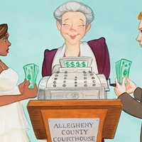 Allegheny County begins charging for courthouse weddings to generate revenue