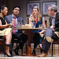<i>Disgraced</i> at Pittsburgh Public Theater