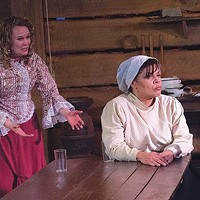 """Miss Julie, Clarissa and John"" at Pittsburgh Playwrights Theatre Co."