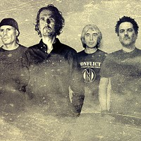 """With Tau Cross, Amebix frontman Rob """"The Baron"""" Miller finds a new musical home"""