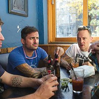 On the Record with Brendan Kelly of The Falcon