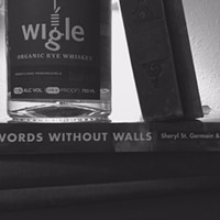 Reading tomorrow at Wigle Whiskey benefits Pittsburgh literacy program