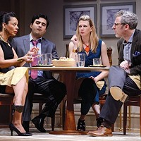 Pulitzer-winner in final week at Pittsburgh Public Theater