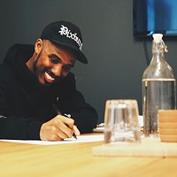 Mars Jackson becomes the first hip-hop artist to sign to Pittsburgh-based Misra Records