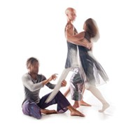 Attack Theatre's <i>Laws of Attraction</i> bustles with energy
