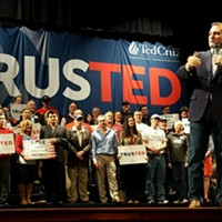 Ted Cruz attacks Trans rights, Donald Trump at suburban Pittsburgh rally