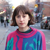 The music of Frankie Cosmos takes you on a search for light amid the darkness