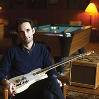 On the Record with Julian Lage