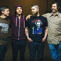 Pittsburgh-based band Cyrus Gold taps into the artistic benefit of adult responsibilities