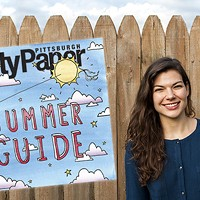 A conversation with this week's Pittsburgh City Paper Summer Guide cover illustrator Emily Traynor