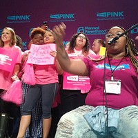Planned Parenthood Action Fund rallies supporters to 'Pink Out the Vote' at Pittsburgh conference