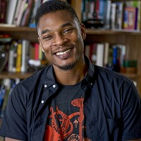 Latest Honors for Pittsburgh-based Poet Terrance Hayes