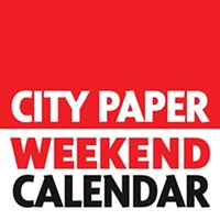 City Paper Weekend Calendar - May 27 - 29