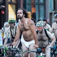 Underwear Bike Ride returns to Pittsburgh