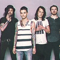 A conversation with Chris Carrabba of Dashboard Confessional