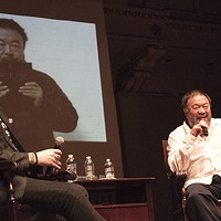 Ai Weiwei speaks in Pittsburgh on eve of Warhol exhibit