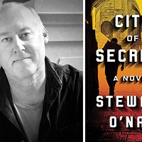 A review of Stewart O'Nan's compelling new novel, <i>City of Secrets</i>