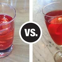 Booze Battles: Muddy Waters Oyster Bar vs. Sienna Mercato Il Tetto