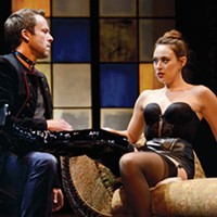 <i>Venus in Fur</i> at Pittsburgh Public Theater