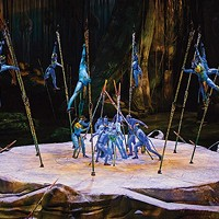"Cirque du Soleil's ""Toruk"" debuts in Pittsburgh"