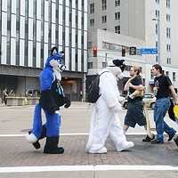 Pittsburgh gives the furries its annual warm welcome
