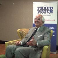 Frank Abagnale, who inspired 'Catch Me If You Can' film, speaks to AARP crowd on avoiding scams