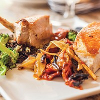 Stagioni offers well-prepared seasonal Italian cuisine