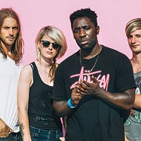 England's indie-rock Bloc Party still evolving after 17 years