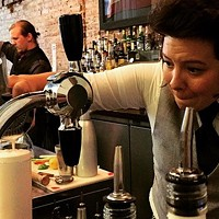 Allie Contreras takes us back through a recent history of bartending in Pittsburgh