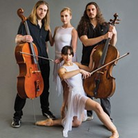 Texture's season-opener features two collaborations with Cello Fury