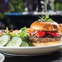 Check out The Abbey on Butler Street, in Pittsburgh's trendy Lawrenceville