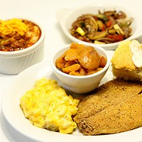 Carmi's keeps dishing out soul food