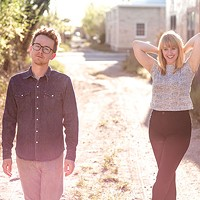 Not-so-awkward phase: Andy Stack and Jenn Wasner of Wye Oak
