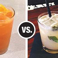 Pittsburgh City Paper Booze Battles: Spirit vs. The Yard