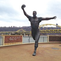 Mike Wysocki's ranking of the best Pittsburgh sports statues