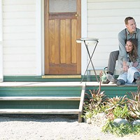 But we were so happy: Michael Fassbender and Alicia Vikander