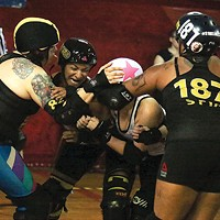 Pittsburgh's Steel City Roller Derby offers athletes competition and empowerment
