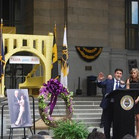 Pittsburgh remembers former Mayor Bob O'Connor 10 years after his death