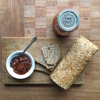 End summer and welcome fall with spiced-pear preserves