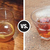 <i>Pittsburgh City Paper</i> Booze Battles: Scratch Food & Beverage vs. NOLA on the Square