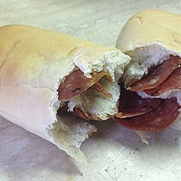 Rolling Pepperoni, in Millvale, offers an authentic take on West Virginia pepperoni rolls