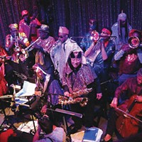 At 92, saxophonist Marshall Allen keeps the Sun Ra Arkestra in orbit