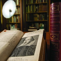 Rare Shakespeare book at Pittsburgh's Carnegie Mellon University