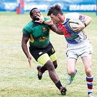 The Pittsburgh Harlequins bring rough-and-tumble rugby to appreciative fans