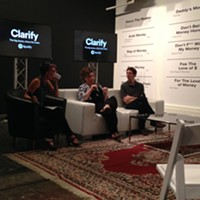 Pittsburgh's SPACE gallery hosts Spotify event to discuss correlation between art and economic inequality