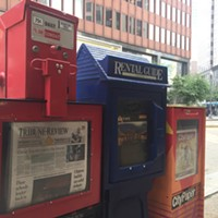 Dennis Roddy on the death of the Pittsburgh Tribune Review's print edition