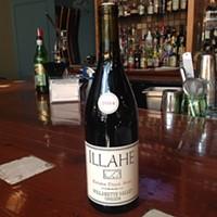 Illahe Pinot Noir 2014, Willamette Valley