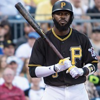 Pittsburgh Pirate Josh Harrison's foundation helps kids dress for success