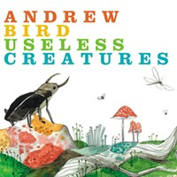 Music To Sweep To 04: <i>Useless Creatures</i>